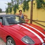 La macchina non è mia! sic!